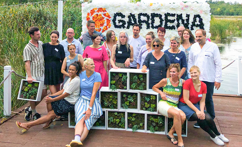 Das Gardena-Influencer Event