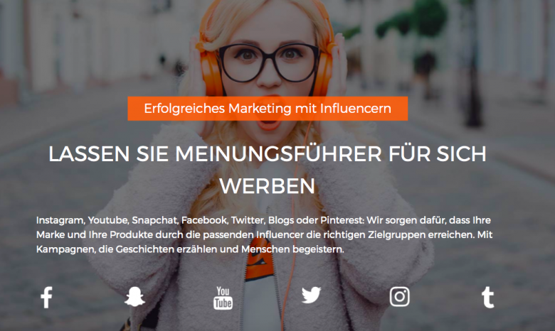 Influencer Marketing-Seminar am 11. und 12.6
